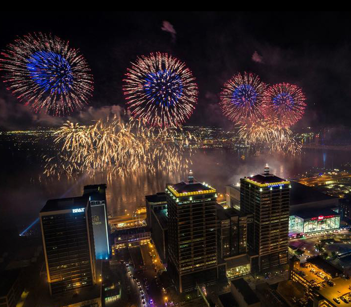 Best Places to Watch Thunder Over Louisville