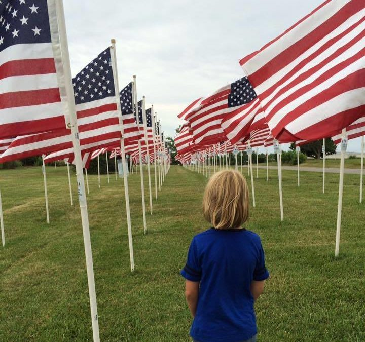 5 Patriotic Activities to do with your Kids for Memorial Day